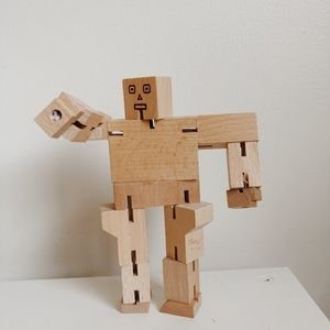 Other - Kids Wooden Joint Robot